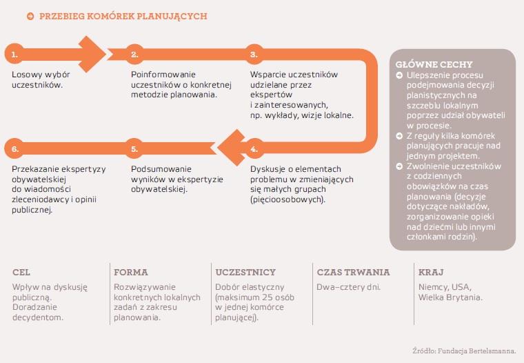 komórki planujące_schemat_Fundacja Bertelsmanna