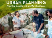 Urban Planning. Planning then city with and for its citizens