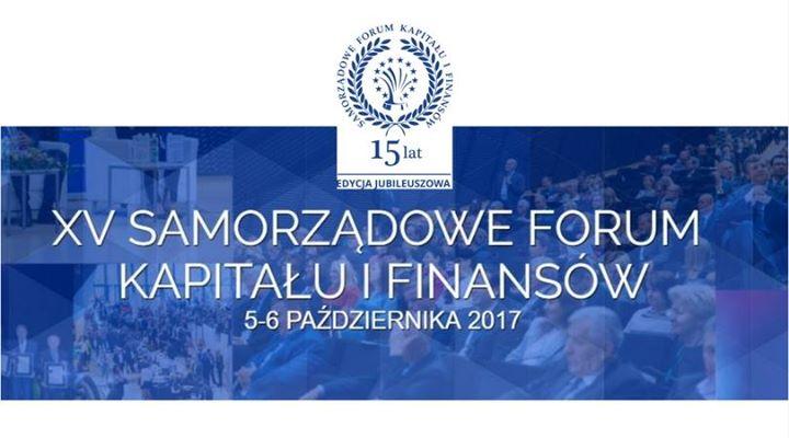 XV Forum Samorządowe