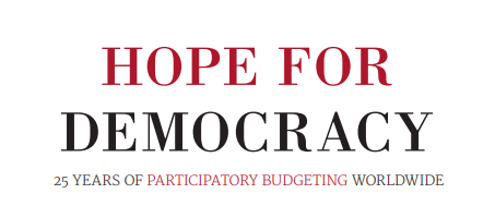 hope for democracy - 25 years