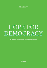 Hope for democracy – 30 years of participatory budgeting worldwide